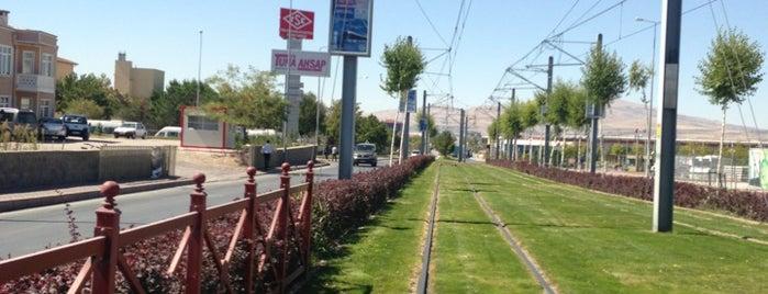 Kayseri Organize Sanayi Bölgesi Başkanlığı is one of Tempat yang Disukai Musa.