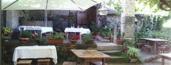 O Lagar en Eiras is one of restaurantes.