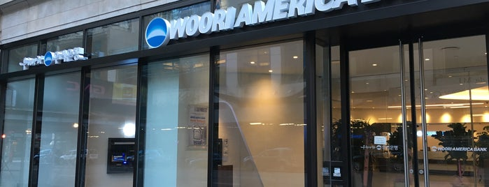 Woori America Bank is one of Big Apple (NY, United States).