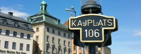 Skeppsholmens kajplats is one of Scandinavia To Visit.