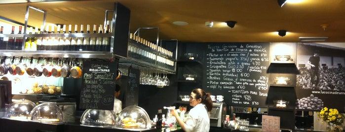 Tortilla de senen is one of Best Tortillas in Spain.