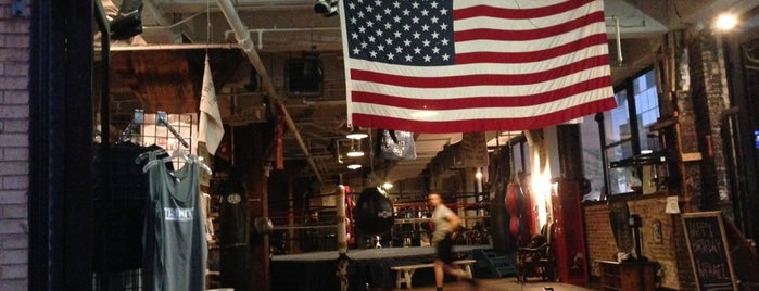 Trinity Boxing Club is one of Other.