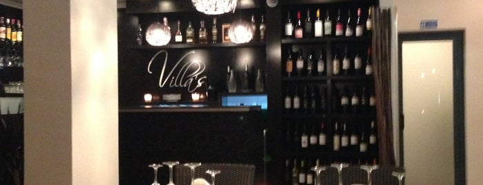 Villa's is one of Restaurantes.