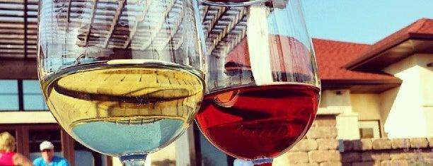 Elmaro Winery is one of Wisconsin Wineries.