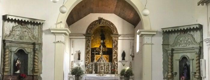 Santuário De Nossa Senhora Da Imaculada Conceiçao Da Lagoa is one of Tempat yang Disukai Mauricio.
