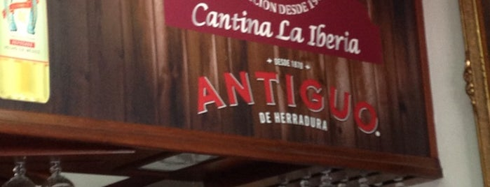 Cantina La Iberia is one of Cantinas GDL.