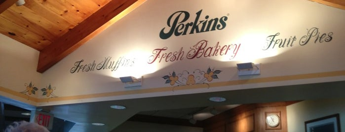 Perkins Restaurant & Bakery is one of All-time favorites in United States.