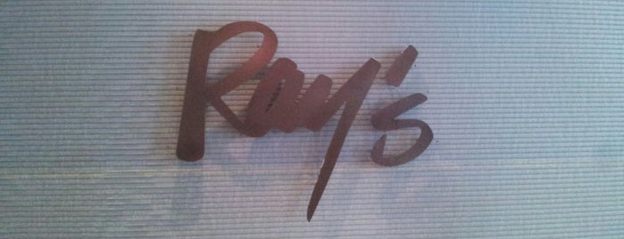 Ray's in the City is one of Where to Eat: ASAE 2013.