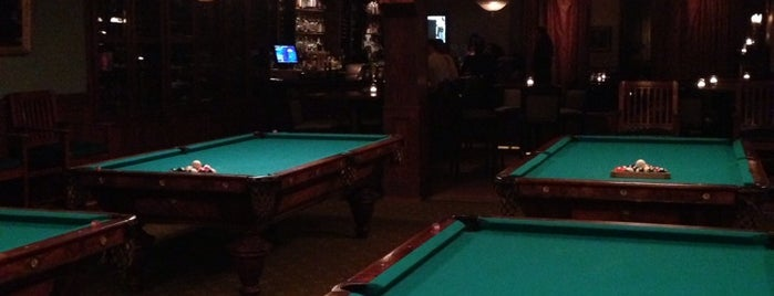 Uptown Billiards Club is one of Locais salvos de Jake.