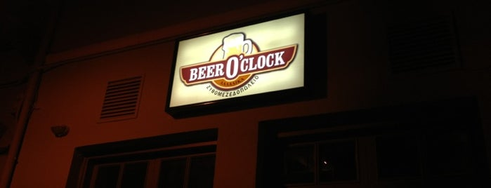 beer o'clock is one of Tempat yang Disimpan Triantafyllia.