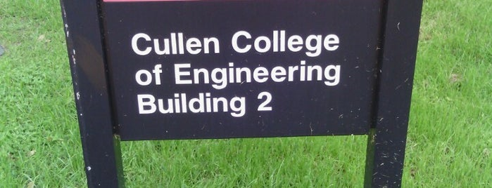 Cullen College of Engineering is one of mitzさんの保存済みスポット.