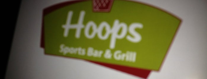 Hoops Sports Bar & Grill- Bremner is one of toronto.