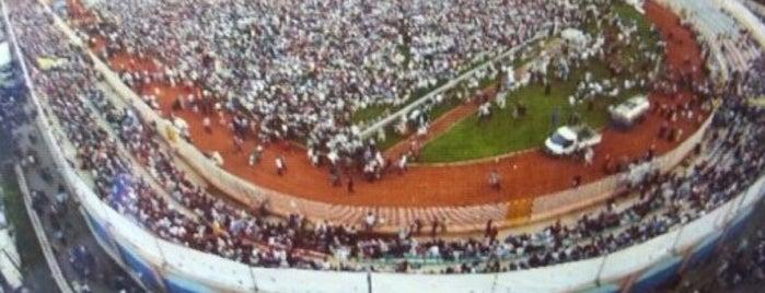 Dumlupınar Stadyumu is one of Halil'in Beğendiği Mekanlar.