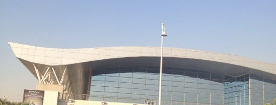 Riyadh International Convention & Exhibition Center (RICEC) is one of Tempat yang Disimpan Shiraz.