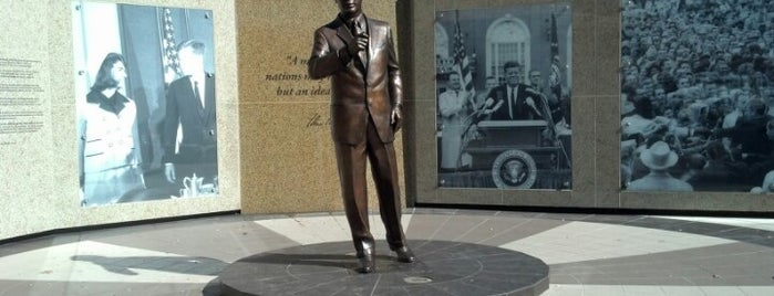 JFK Tribute in Fort Worth is one of Dallas To Do.