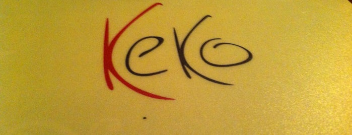 keko is one of Bars + Restaurants.