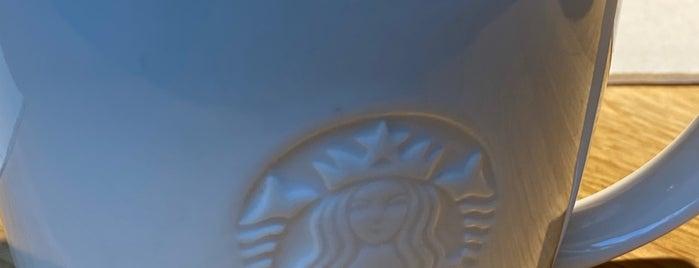 Starbucks is one of Locais curtidos por Marco.