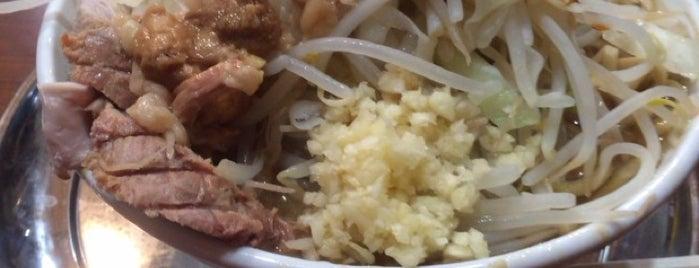 麺でる 府中店 is one of Posti che sono piaciuti a ジャック.