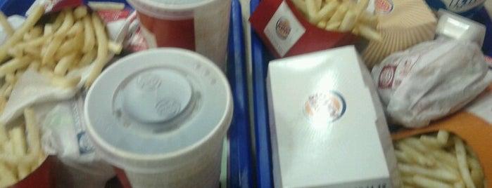 Burger King is one of Lugares favoritos de Uğur.