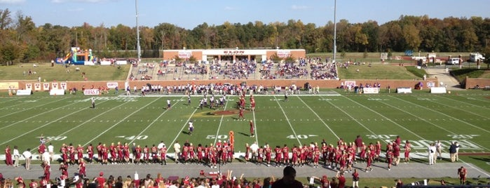 Rhodes Stadium is one of U.S. - Stadium :: List.