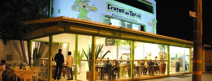 Frutos da Terra Pamonharia is one of Lanches.