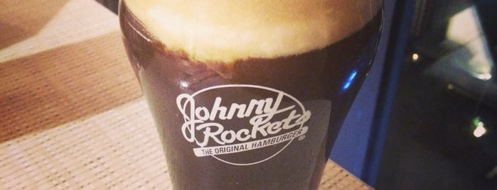 Johnny Rockets is one of Orte, die Eve gefallen.