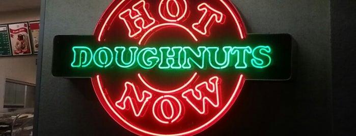 Krispy Kreme Doughnuts is one of San Diego - South County.