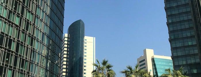 City Centre Rotana Doha is one of Tempat yang Disukai Таня.