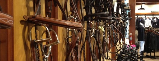 Dover Saddlery is one of NC Raleigh.
