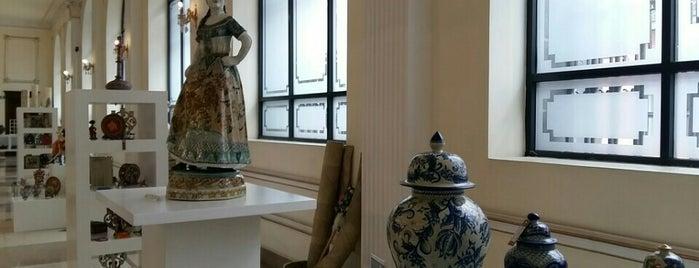 Tienda Museo Artesanías de Puebla IIDART is one of Posti che sono piaciuti a Changui.