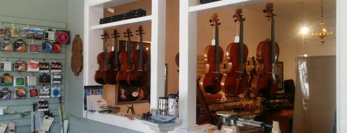 Keller Strings is one of Southeastern Usa.