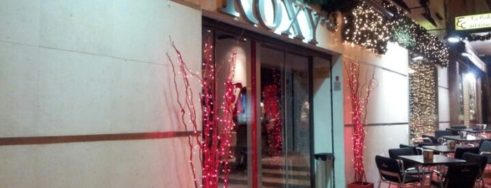 Roxy 63 is one of Madrid Restaurantes y Otros.