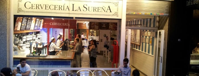 Cervecería La Sureña is one of Uldar : понравившиеся места.