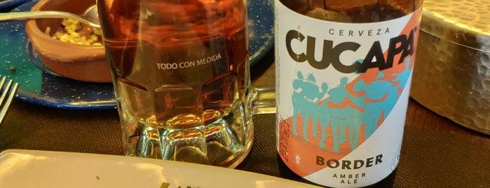 Cantina La No. 20 is one of Lugares favoritos de María.