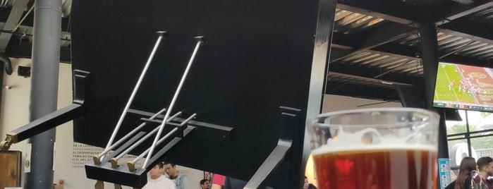 Falling Piano is one of CDMX cerveza y bebidas.