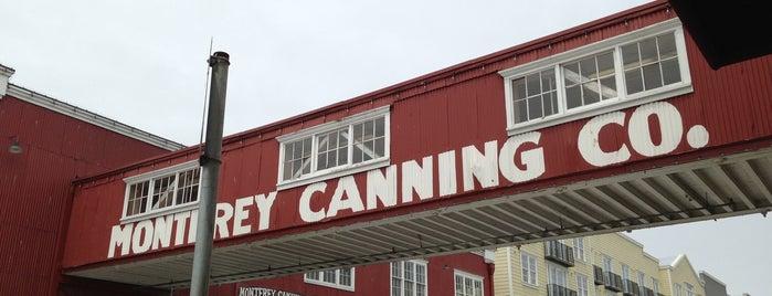 Monterey's Cannery Row & Waterfront Walking Tour is one of HWY1: Santa Cruz to Monterey/Carmel.