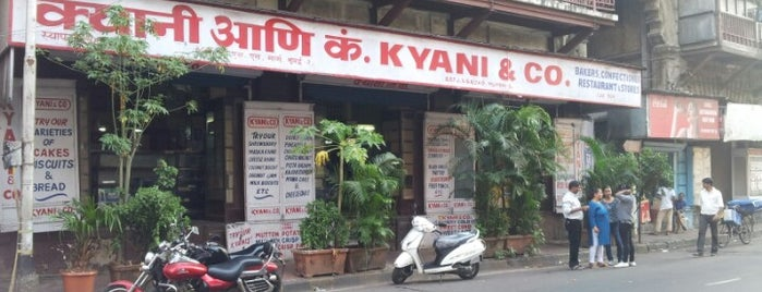 Kyani & Co. is one of Bombay.