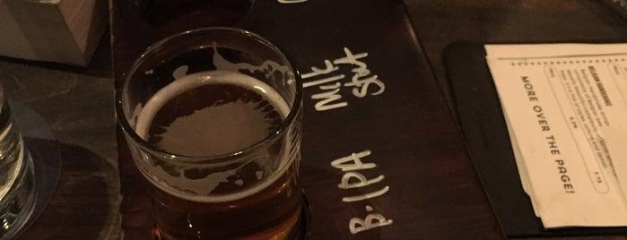 Eastbound Brewing Company is one of สถานที่ที่ Nuff ถูกใจ.