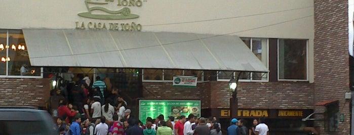 La Casa de Toño is one of Ciudad de México.