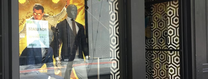 Suit Supply is one of SF Suits for Wedding.