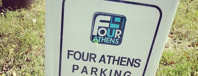 Four Athens is one of สถานที่ที่บันทึกไว้ของ Jane.