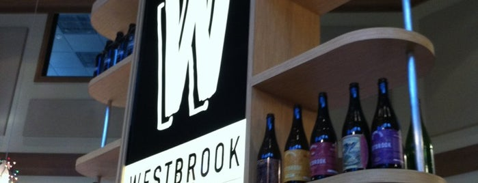 Westbrook Brewing Company is one of Bikabout Charleston.