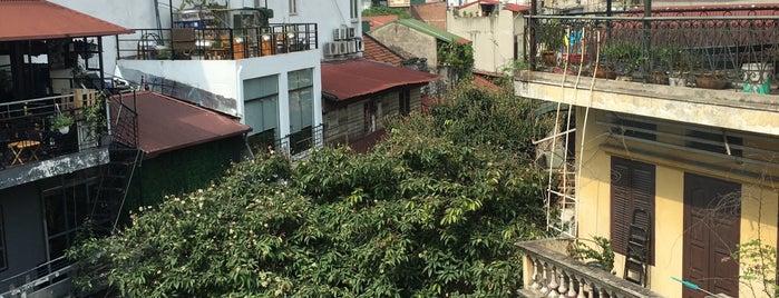 Hanoi Space Hotel is one of Vietnam.