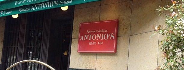 Antonio's is one of Tokyo🇯🇵.