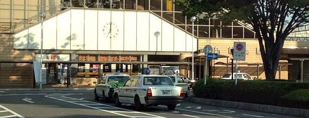 Shim-Maebashi Station is one of JR 키타칸토지방역 (JR 北関東地方の駅).