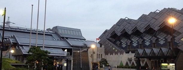 Tokyo Budo-kan is one of Tempat yang Disimpan Hide.