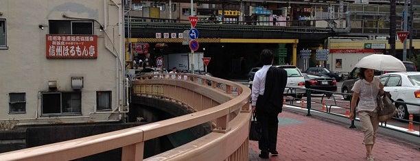 飯田橋 is one of 東京散策♪.