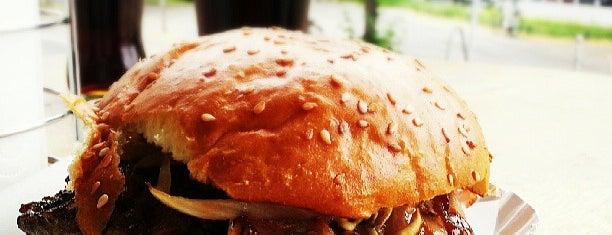 Burgermeister is one of Ich bin ein Berliner.