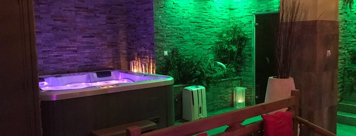 Suite&Spa is one of Posti che sono piaciuti a Pumky.