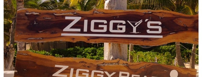 Ziggys Beach Club is one of Pumkyさんのお気に入りスポット.